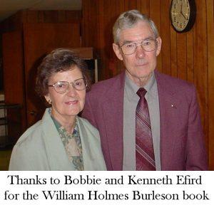 Bobbie and Kenneth Efird